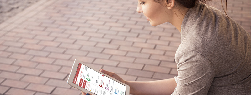 Manage your NDIS funding with the Leap in! app